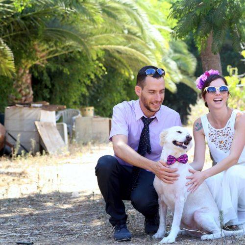 חתונה טבעונית